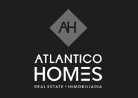 Logo of Atlantico Homes estate agents in Lanzarote
